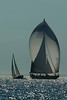Superyacht regatta, Isle of Wight, July 25.