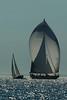 Superyacht regatta, Isle of Wight, July 25.