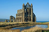 Whitby Abbey, November 12. Here it was that the Synod of Whitby in 664 brought together the western and eastern traditions of Christianity and determined the formula for calculating the date of Easter among other things.