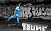 Skateboarder, London, May 1.